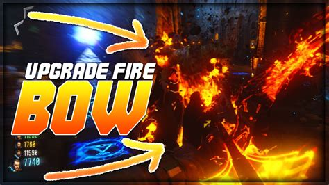How To Use Der On Fireplace by Black Ops 3 Der Eisendrache Bow Upgrade Der