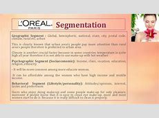 Skin care product PPT L'oreal Hair Products At Target