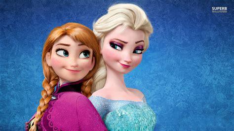 elsa y anna frozen wallpaper anna et elsa au pavillon des princesses