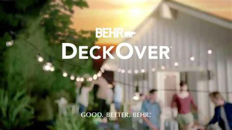 behr premium deckover quot neighborhood quot commercial song