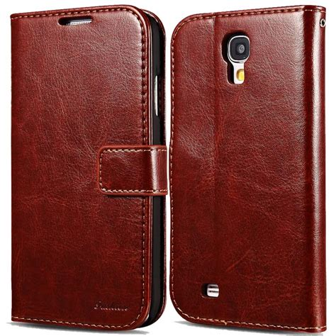 New Luxury Wallet Leather Samsung Galaxy S4 Termurah for galaxy s4 wallet cover flip pu leather for