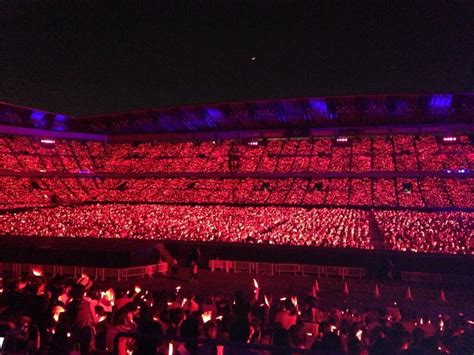 nissan stadium concert trans 130817 collection of reporter tweets time tour