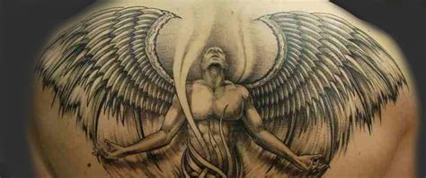 angelo anzalone gli umani la tatuaggi angelo simbolismo tipi e consigli tuttotattoo
