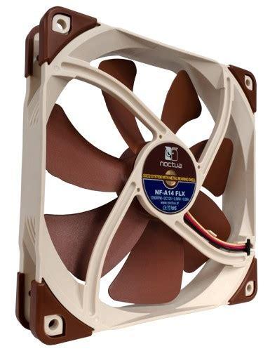 noctua 14 series 120mm fan noctua announces nf a14 flx nf a14 uln and nf a15 pwm 140