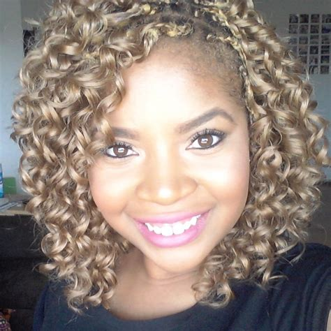 crochet go go curl styles crochet hair freetress gogo curl short hairstyle 2013