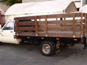 Toyota Flatbed Dually For Sale Toyota I Ton Dually Flatbed Greatest Truck