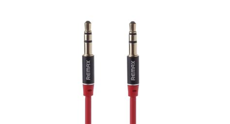 Remax 3 5mm 1 Meter Aux Cable Rm L100 1 2 71 remax rl l100 3 5mm stereo aux cable 1m authentic at fasttech worldwide free