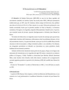 Preguntas de guía sobre El matadero de Esteban Echeverría