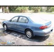 1998 Oldsmobile Cutlass GL Platinum Blue Pearl / Gray