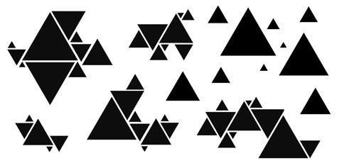 triangle pattern brush photoshop triangle brushes by faeriepuffs on deviantart