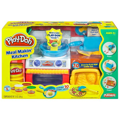 play doh cuisine play doh meal makin kitchen