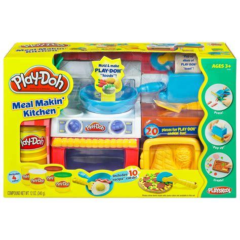 Play Doh Kitchen Set play doh meal makin kitchen