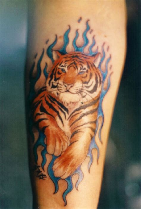 tiger forearm tattoo designs 40 best tiger tattoos images on tattoos