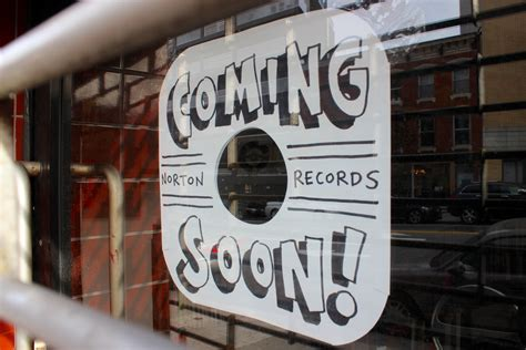Northton Records Record Label Damaged In To Open Retail Shop In Prospect Heights Prospect
