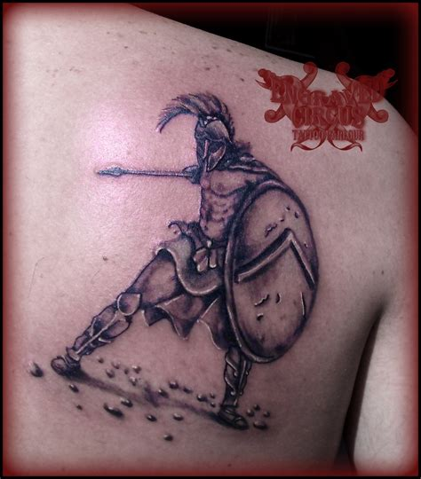 ancient warrior tattoo designs ancient tattoos and designs page 52