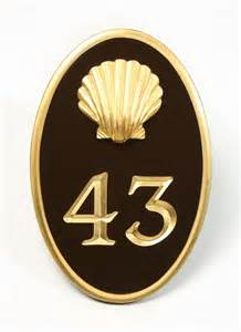 house number sign house number signs custom business signs the chatham