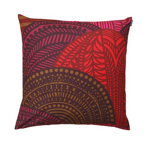 red throw pillows for couch marimekko vuorilaakso red throw pillow marimekko throw