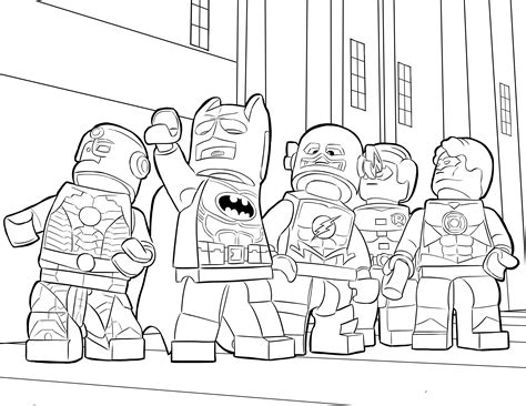 lego superhero coloring page lego super hero lego coloring pages pinterest lego