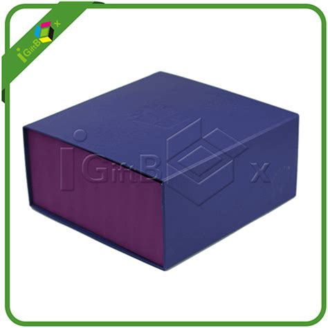 custom printed paper folding box igiftbox