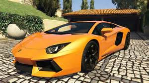 Where Is The Lamborghini In Gta 5 2012 Lamborghini Aventador Lp700 4 Add On Replace