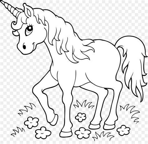 unicorn coloring book unicorn coloring book page child unicorn png