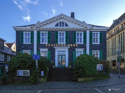 deutsche bank wermelskirchen deutsche bank geb 228 ude lennep bergische bilder dirk marx