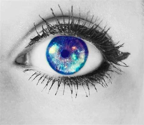 galaxy eyes image #1340966 by awesomeguy on favim.com