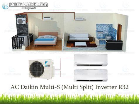 jual ac daikin multi s multi split inverter harga murah