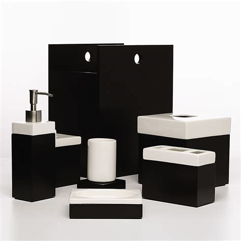 Park Bathroom Accessories by Hudson Park Quot Standard Suite Quot Bath Accessories Bloomingdale S