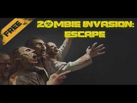 tutorial zombie invasion escape zombie invasion escape walkthrough part 1 youtube