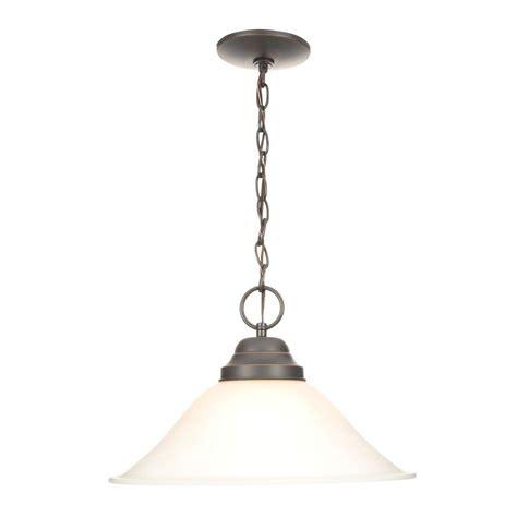 design house millbridge lighting design house millbridge 1 light oil rubbed bronze pendant