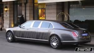 Limo Bentley Dcgoldca Bentley Mulsanne Limo By Armor Tech