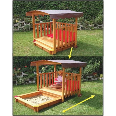 backyard discovery wooden sand box walmart com