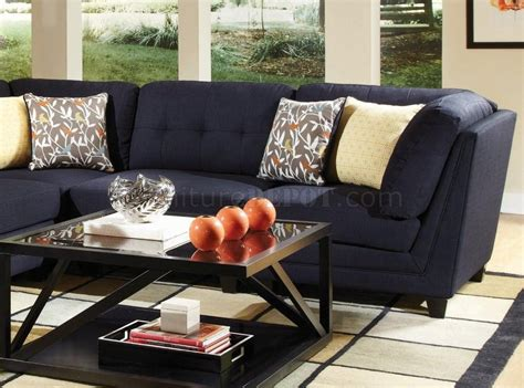 keaton sectional sofa keaton sectional sofa 5pc 503451 by coaster in fabric