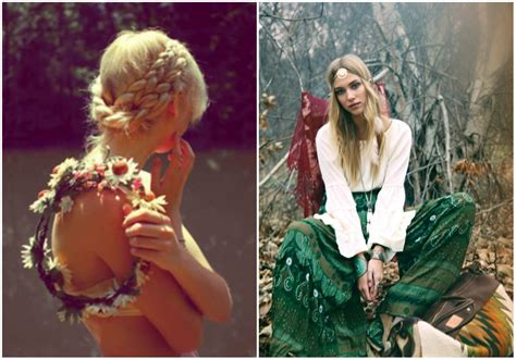 5 Inspiring To Bring Out The Flower Child In You by Shoponegirl Flower Child Inspiration