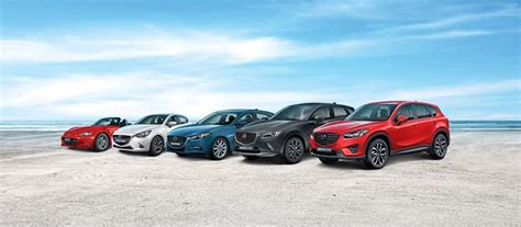 mazda car line mazda south africa and its powerful line up auto mart
