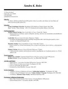 Pre Med Resume Sle by Ain Nursing Resume Sales Nursing Lewesmr