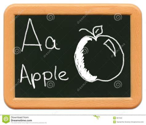 Lettre De Pr Sentation Tudiant le mini tableau de l enfant a est pour apple photos