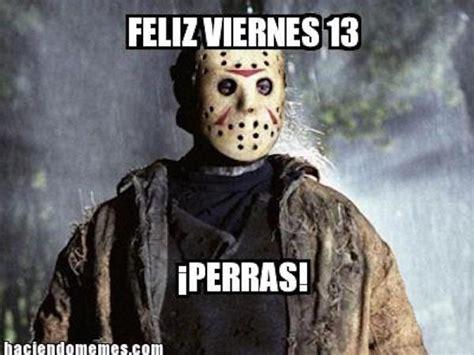 Meme Jason - los mejores memes del viernes13
