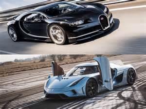 Koenigsegg Vs Bugatti Hypercar Bugatti Chiron Vs Koenigsegg Regera