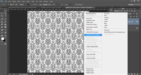 photoshop pattern offset using the offset filter in photoshop to create patterns