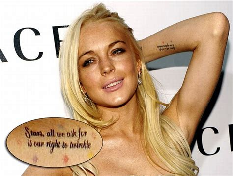 celebrity tattoos 75 pics