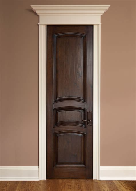 Custom Solid Wood Interior Doors By Glenview Doors Real Wood Interior Doors
