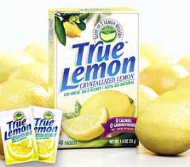 Free Product Sles True Lemon And True Lime by Freebie Deal For Real