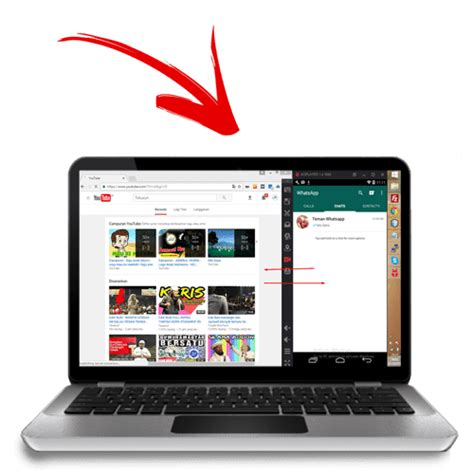 tutorial whatsapp di pc cara install whatsapp di pc atau laptop