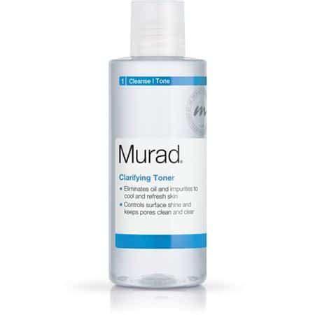 Pembersih Muka Murad 10 merk toner untuk kulit berjerawat yang bagus