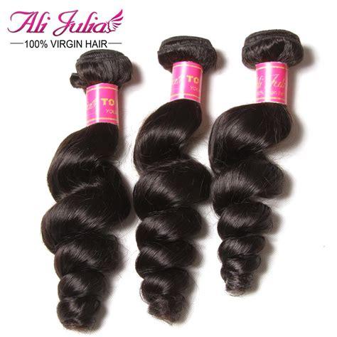 aliexpress buy 100 unprocessed peruvian hair