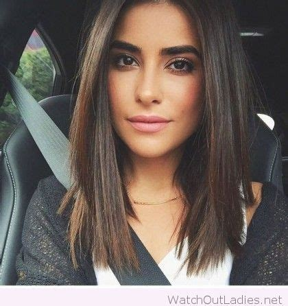 beautiful shoulder length haircut | watchoutladies.net