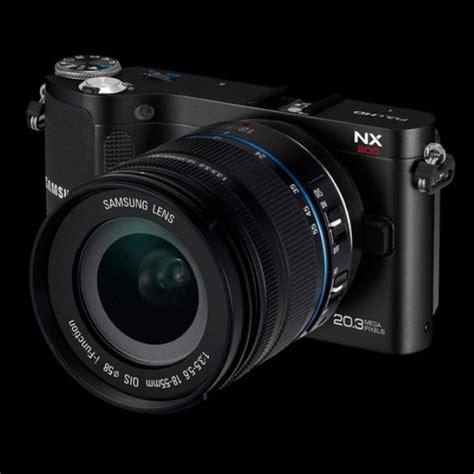 Kamera Samsung Nx200 samsung nx200
