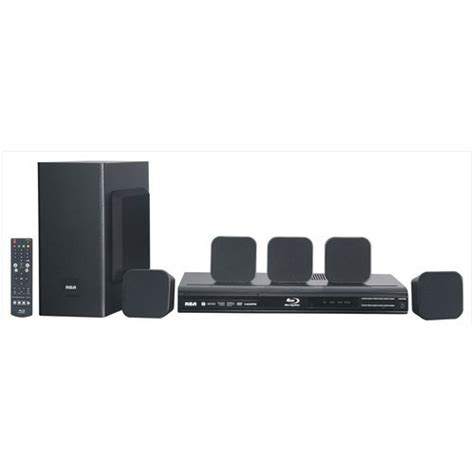 review rca home theater system with